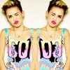 Hey ya (Cover)By: - Miley Cyrus (BangerzTour)