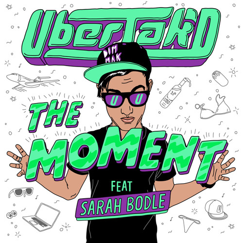 Uberjak'd - The Moment feat. Sarah Bodle [PREVIEW #1]