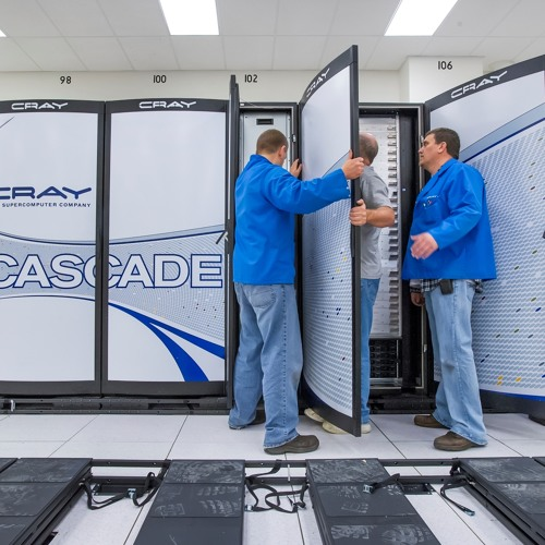 A powerful new supercomputer that supports a broad range of science