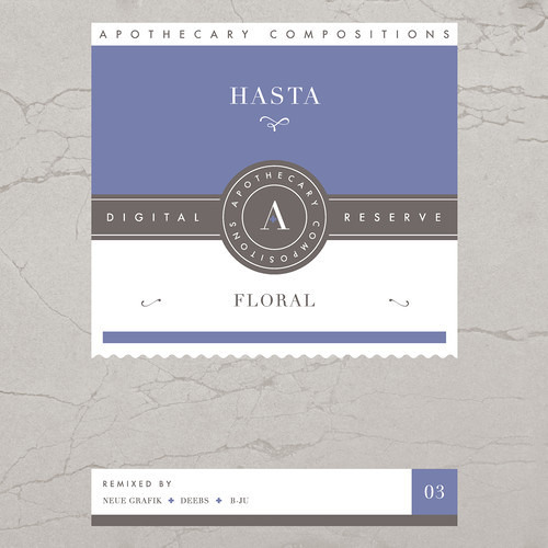 Hasta - Floral - AVAILABLE NOW IN ALL DIGITAL STORES