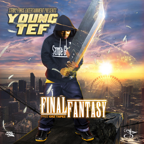 Young Tef Feat. Black 7, Snub Hollow - Thats The Wave (Produced By Joey Bags)