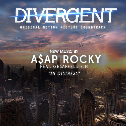 A$AP Rocky x In Distress Ft. Gesaffelstein