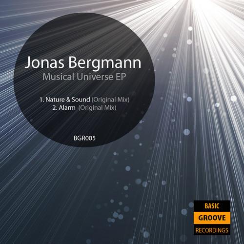 OUT NOW : Jonas Bergmann - Alarm (Original Mix) | Basic Groove Recordings | ON BEATPORT