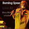 Burning Spear Mass MoCA 2 15 2014