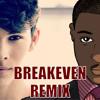 Breakeven by The Script (Remix ft. Max & Kurt Schnieder Cover)