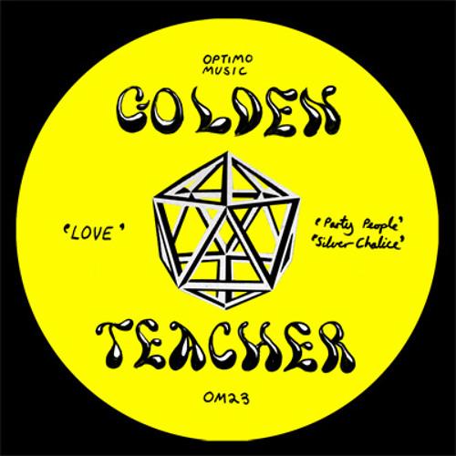 """Optimo Music 023 - Golden Teacher - Party People / Love 12"""" EP (sampler)"""