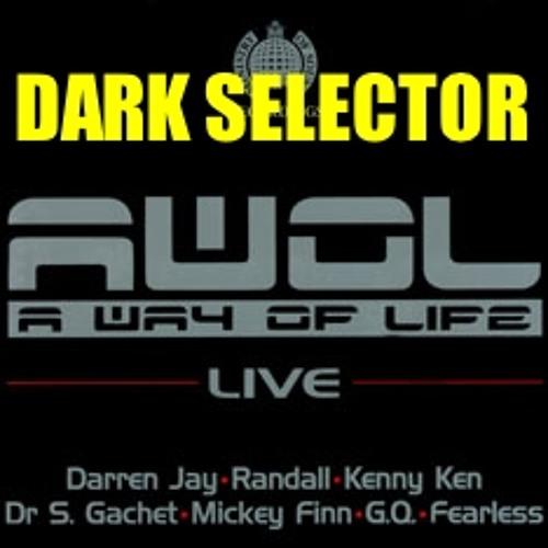 Dark Selector - DJ Aphrodite - Micky Finn & MC GQ (1994-1995)