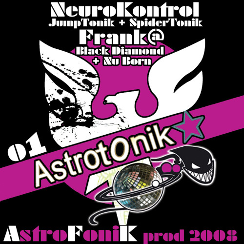 NeuroKontrol - SpiderToniK (2008) (FREE DOWNLOAD)
