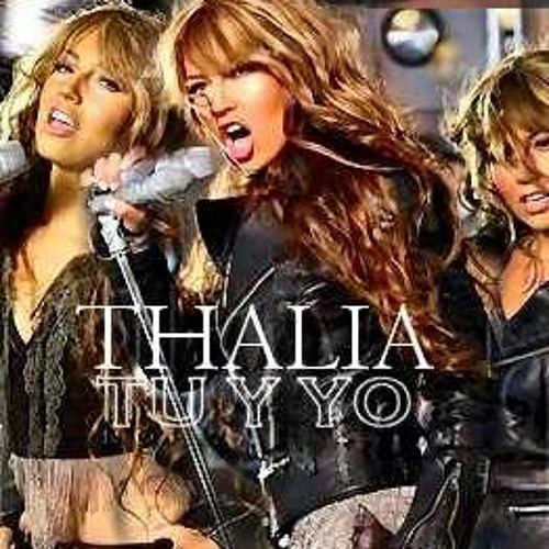 Thalia - Tu Y Yo (Dj Nek Club Vocal Mix)
