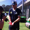 John Hastings on pink balls trial