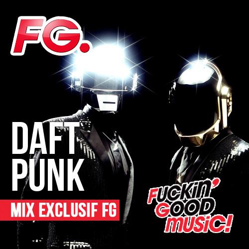 Radio FG - MIX DAFT PUNK - 260413
