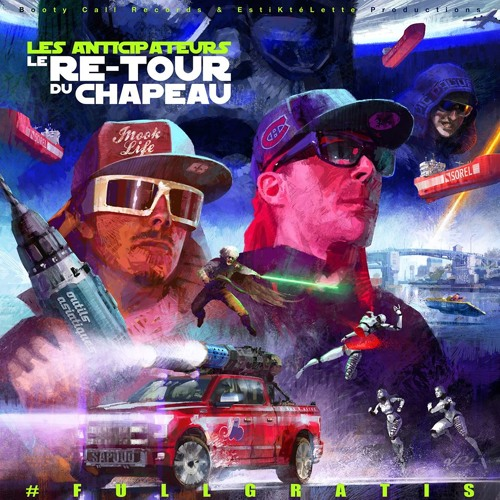 Les Anticipateurs - Quart Du Criss (Dave Luxe 666 Refix)