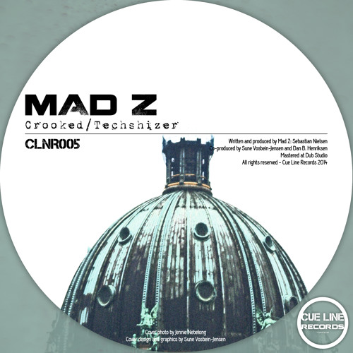 Mad Z - Crooked / Techshizer (CLNR005) [FKOF Promo]