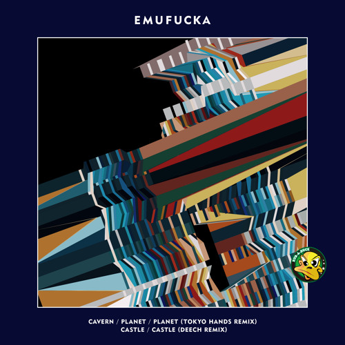 Emufucka- 'Castle' (Casper EP) on Black Hole Recordings / Rub A Duck (Out on 24 April, 2014)