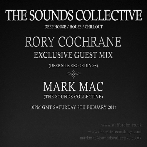 Exclusive Guest Mix for The Sounds Collective @ Stafford FM, Manchester