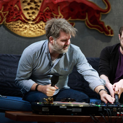 James Murphy Lecture RBMA 2013