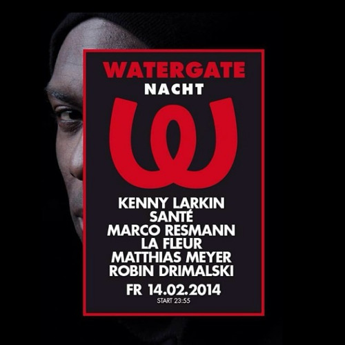 Santé @ Watergate, Berlin  14.02.2014 