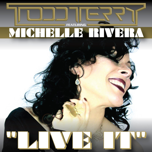 Todd Terry & Michelle Rivera 'Live It' (Video Edit)
