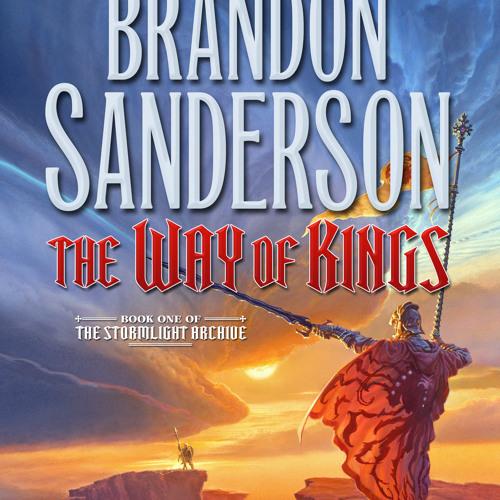 Brandon Sanderson's The Way of Kings audiobook excerpt