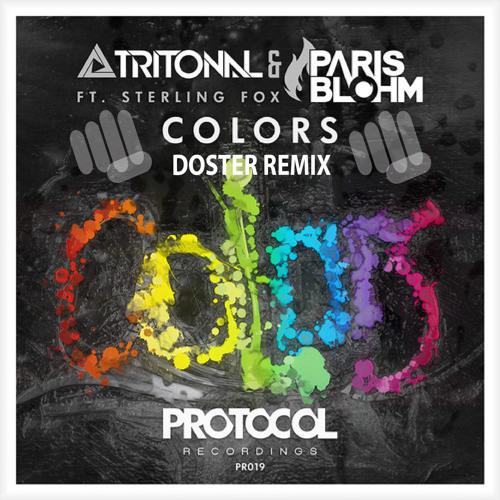 Tritonal & Paris Blohm ft. Sterling Fox - Colors (Doster Remix)
