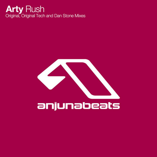 Arty - Rush (Original Tech Mix)