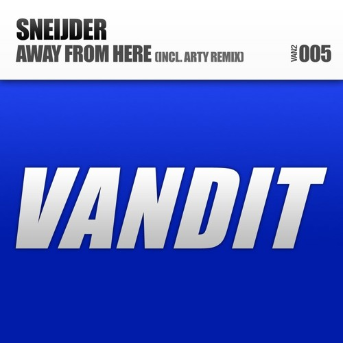Sneijder – Away From Here (Arty Remix)