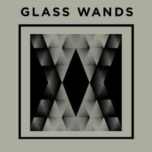 "Glass Wands - ""Silverleaf"""