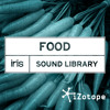 iZotope Iris: Food Library Keys Examples