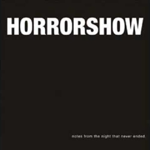 Horrorshow - In my haze (Partic. Jane Tyrrell)