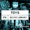iZotope Iris: Toys Library Keys Examples