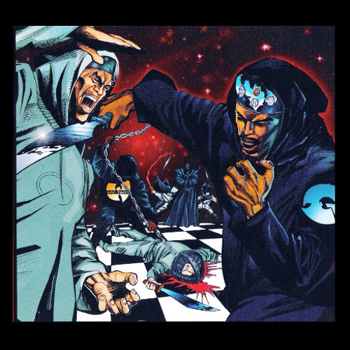 Mistwist & Hyde - Liquid Sword (GZA Tribute)
