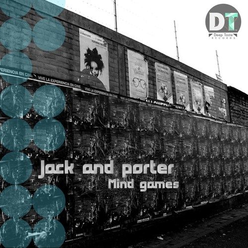 Mind Games (Original Mix)   Deep Taste Records   OUT NOW
