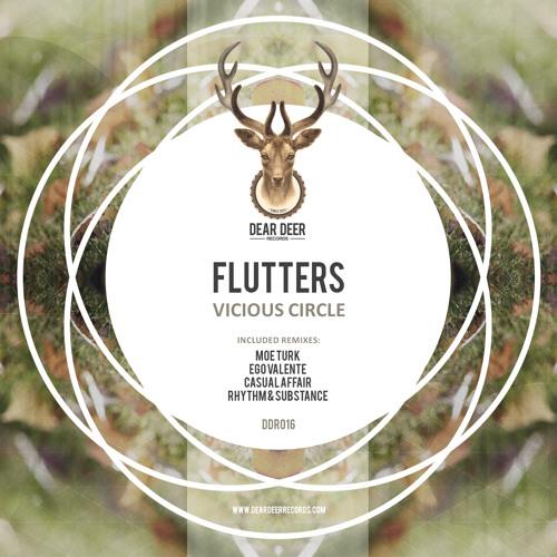 [DD016] Flutters - Vicious Circle (Moe Turk Remix)