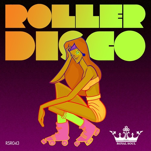 Daniel Costa - Party Groove | Roller Disco EP @ Royal Soul Records