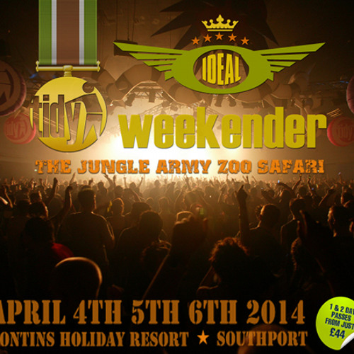 Ideal Weekender 01- LIVE! Sunday Night: Andy Farley **FREE DOWNLOAD**