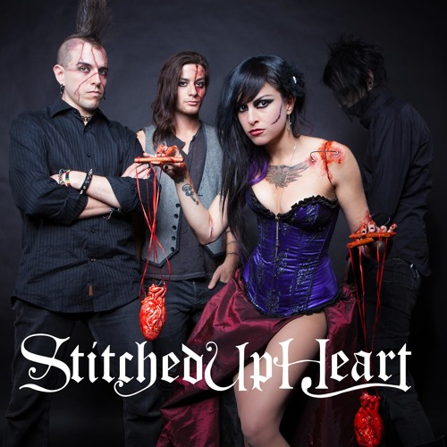 Stitched Up Heart Grave