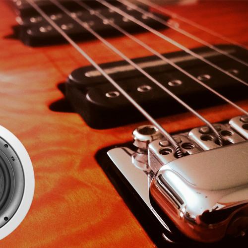 Guitar Backing Track E Major - Rock Ballad FULL VERSION