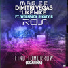 Find Tomorrow (Magiee vs. R05 Intro Edit) - Dimitri Vegas, Like Mike, Wolfpack Vs. Bodybangers