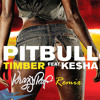 Pitbull feat Ke$ha - Timber [#KRAZYRAF RMX]