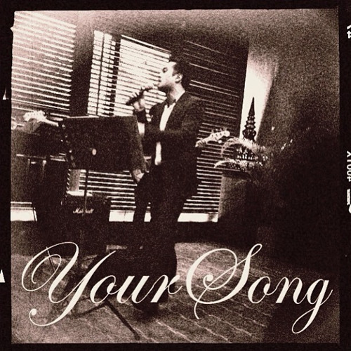 Your Song (Elton John & Bernie Taupin vocal cover)