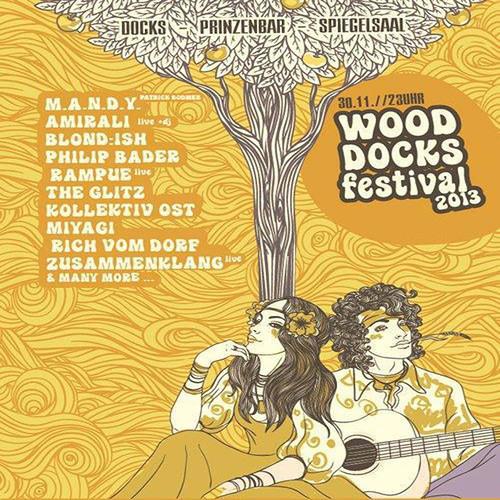 Zusammenklang - Live @ Wooddocks Festival Hamburg (30.11.2013)