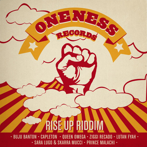 Positive Young Lion feat. Capleton - Peace [RiseUp Riddim - Oneness Records 2014]