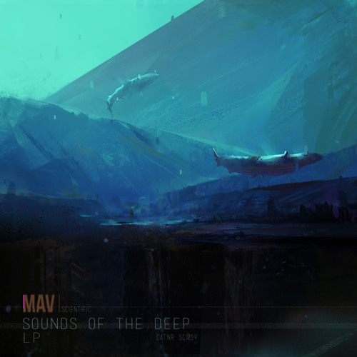 Mav - Sounds of the Deep LP - Scientific Records - OUT MAY 19, 2014