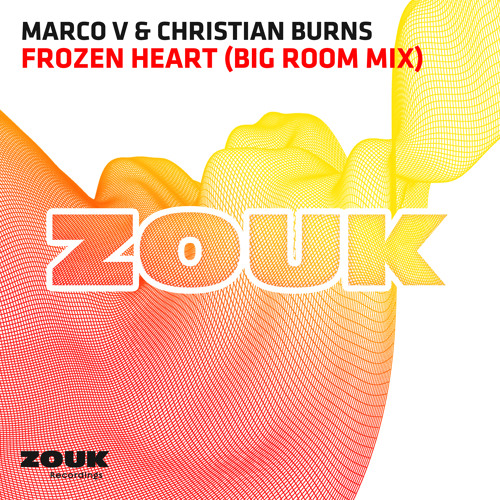 Marco V & Christian Burns - Frozen Heart (Big Room Mix) [OUT NOW!]