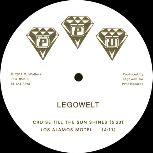 "LEGOWELT PPU059 LOS ALAMOS MOTEL 12"" EP"