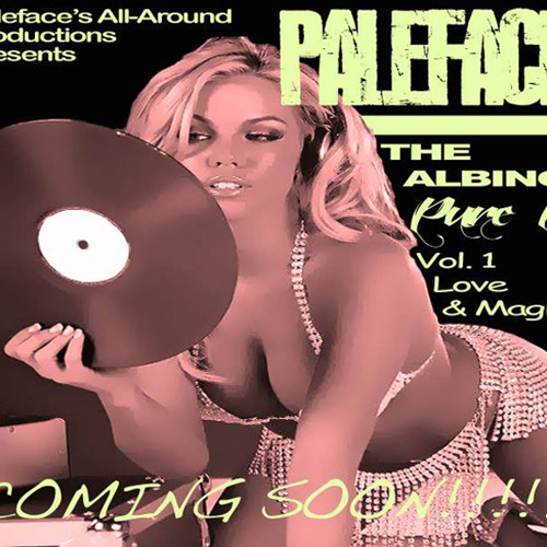 8. 'Ghetto Muzic' Paleface the Albino-beat by The NME