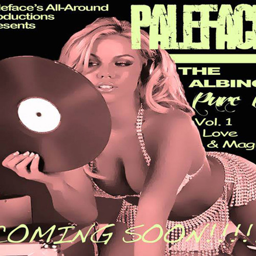 10. 'Pain-away' Paleface the Albino feat. Peebo' Lewis-beat by LA Chace