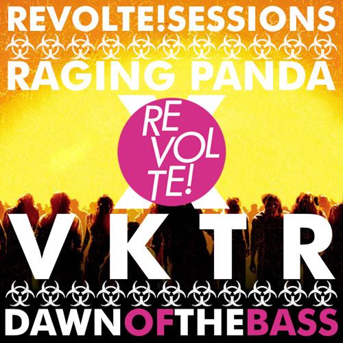 RAGING PANDA x V K T R - DAWN OF THE BASS (promomix)