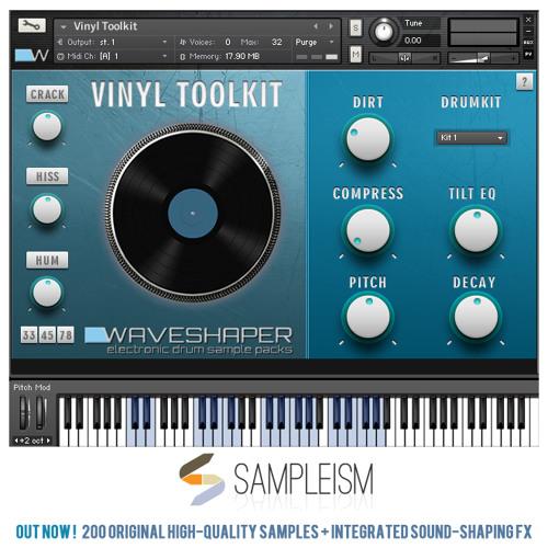 Vinyl ToolKit demo mix