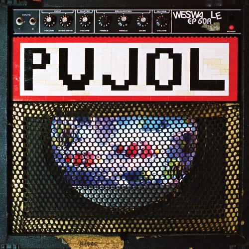 PUJOL -  Pitch Black
